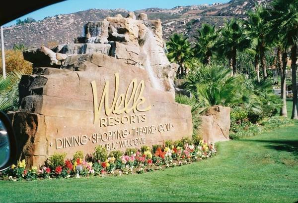 2BR- 1370 sq ft - Welk Resort Vacation Rental, holiday rental in Valley Center
