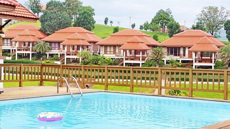 Thongsathit Hill Resort Khaoyai, alquiler vacacional en Muak Lek