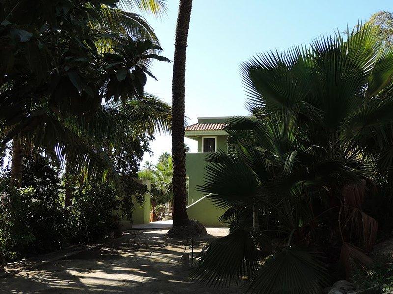 Baja Serena: El Palmar Apartment, vacation rental in El Pescadero