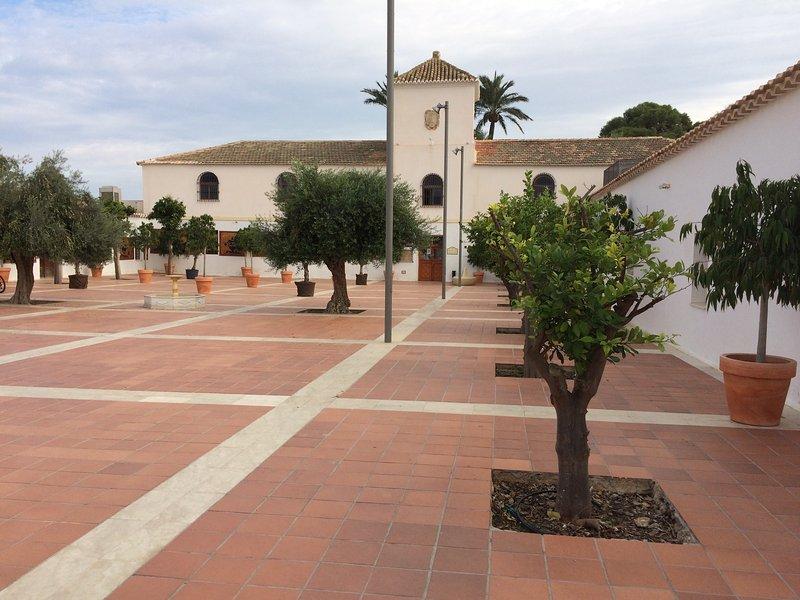 Acogedor apartamento Hacienda Riquelme, vacation rental in Balsicas