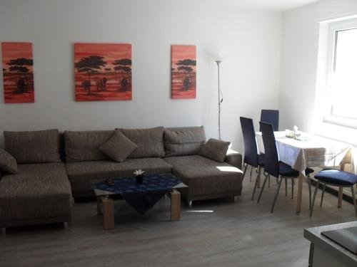 Vacation Apartment in Landstuhl - 646 sqft, separate eating area, central but quietly located (# 825) #825