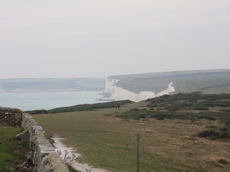The Seven Sisters from Belle Tout Lighthouse