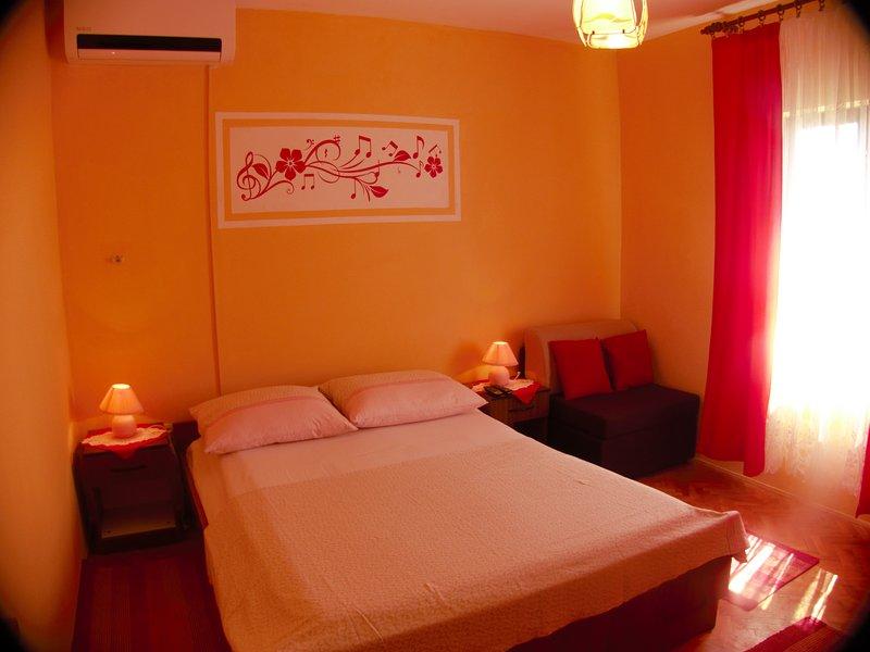 Apartman Mljet 2+1, vakantiewoning in Saplunara