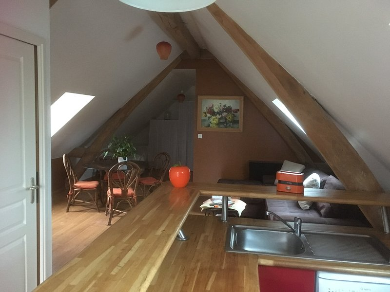 Gite d'Or, holiday rental in Vouvray