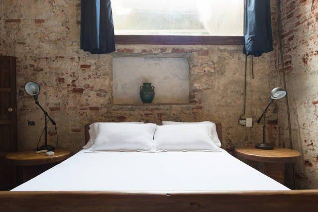 cama doble, de la alcoba principal, cuenta con una cama tipo litera doble