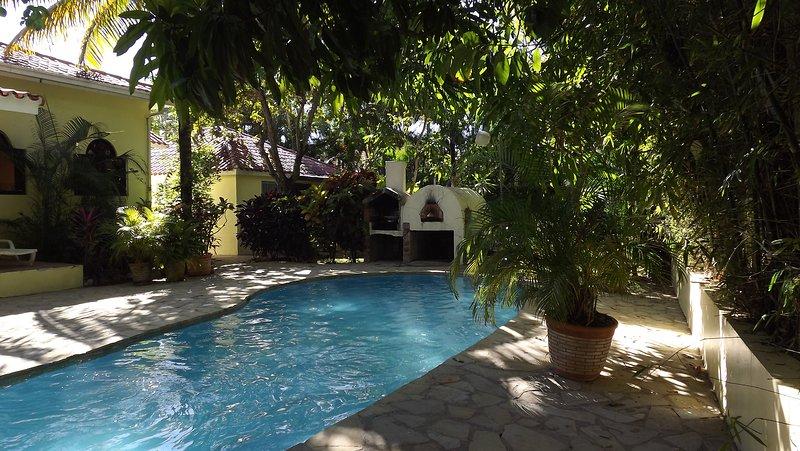 Friendly villa in the paradise, vacation rental in Sosua