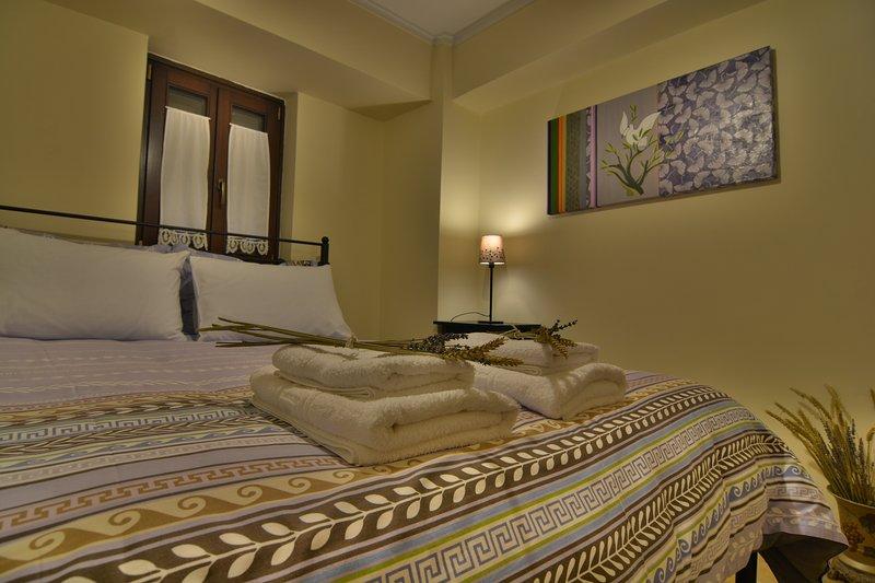 Ilektra Double Room, holiday rental in Vytina