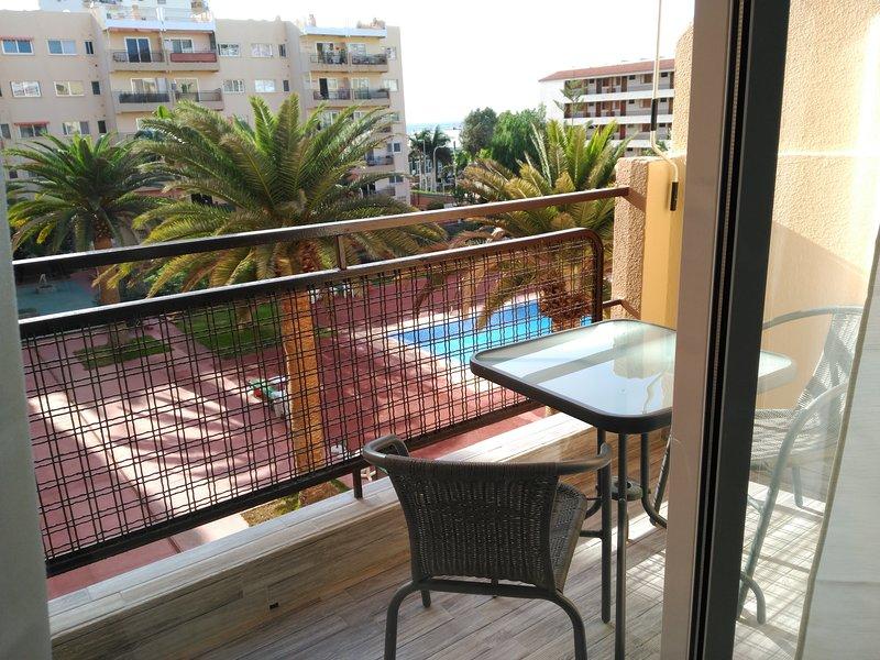 Appartamento centrale e luminosissimo, aluguéis de temporada em Los Cristianos