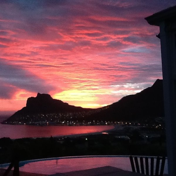 A Slice of Paradise.Good news our Swimming Pool is full!, vacation rental in Hout Bay