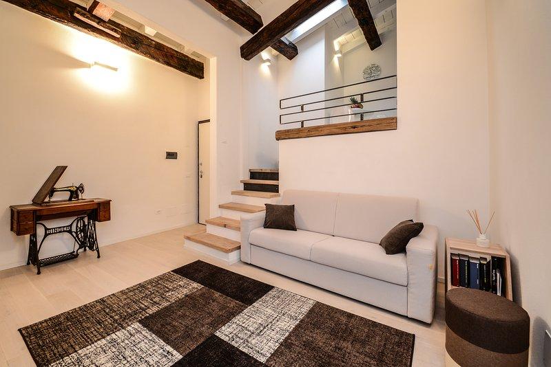 Suite 800 Verona, vacation rental in San Pancrazio