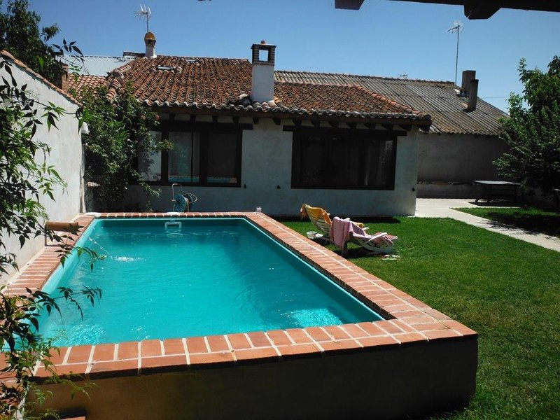 Casa ideal para desconectar, holiday rental in Campo de Cuellar