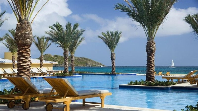 Westin Dawn Beach Resort and Spa.  St. Martin, holiday rental in Oyster Pond
