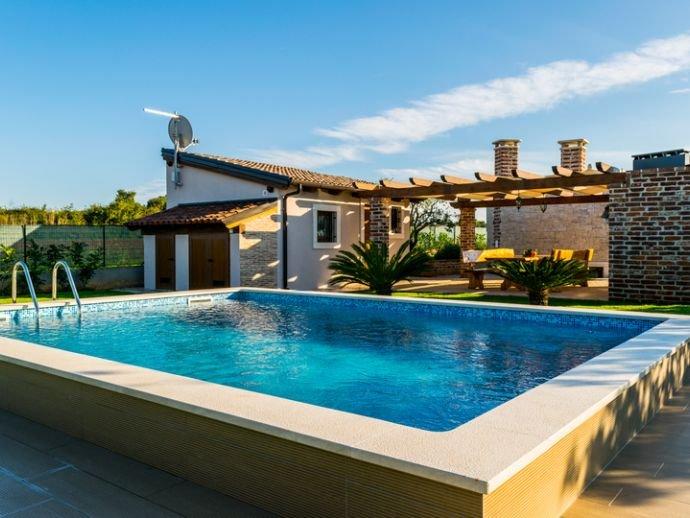 Villa Leda, aluguéis de temporada em Valbandon