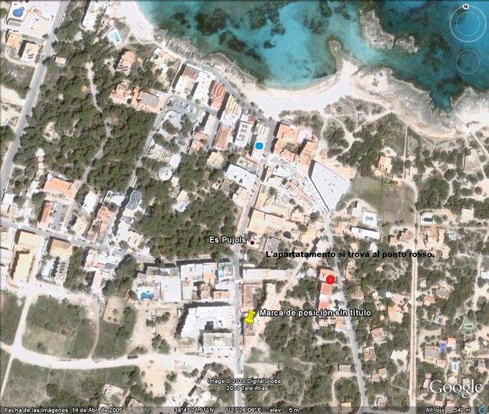 Appartamento Formentera suite 10, location de vacances à Sant Ferran de ses Roques