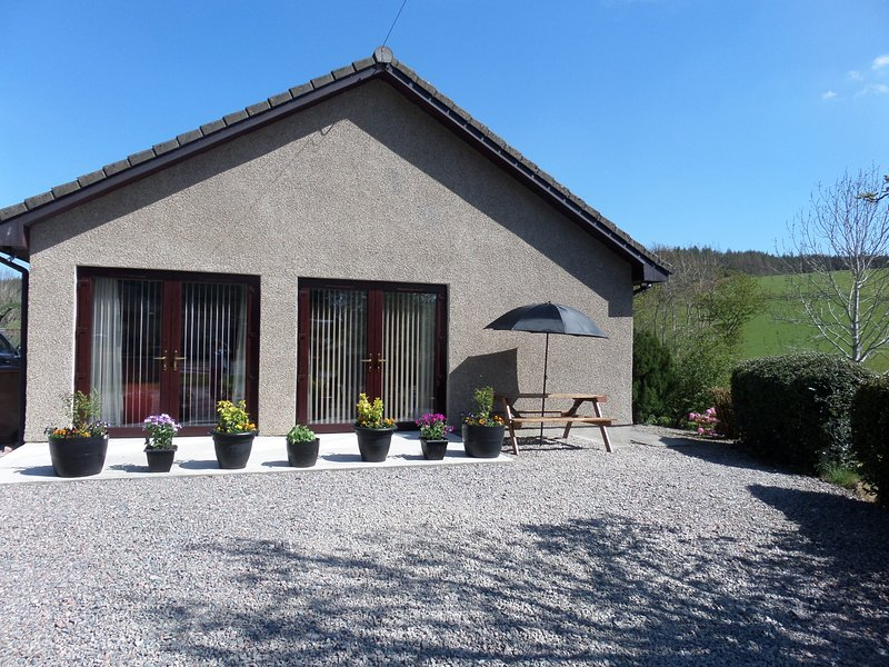 Kilt Room Cottage disable friendly, casa vacanza a Archiestown