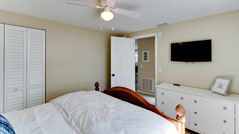 Bedroom TV