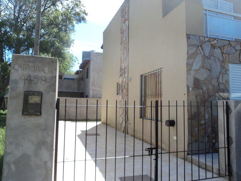 garage of duplex on re Belgrano