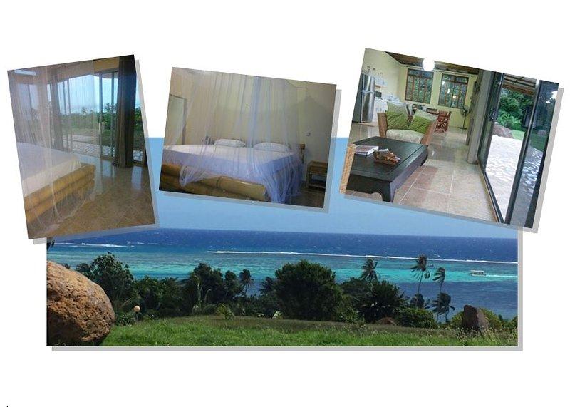 OCEAN VIEW HOME, holiday rental in Ha'apiti