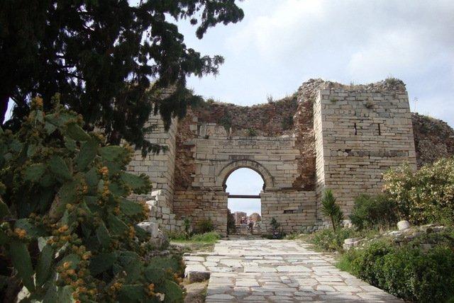 entrada St Johns Church, a 250 metros de St Johns House