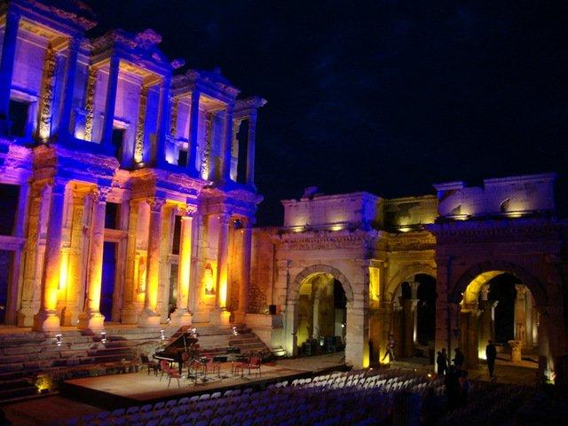 Concierto en Éfeso