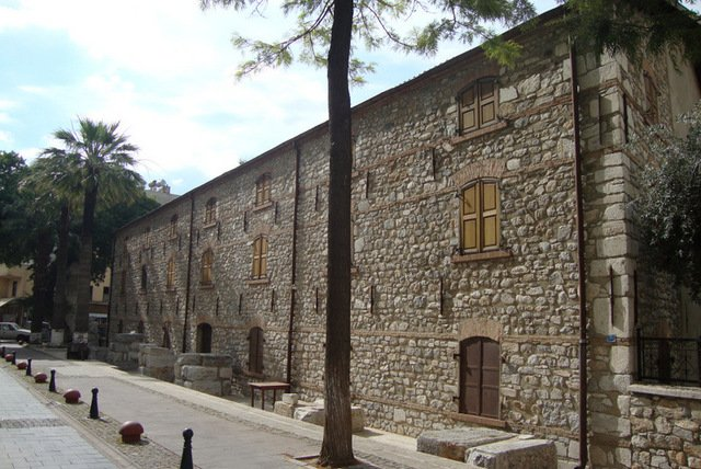 centro de la ciudad de Selcuk