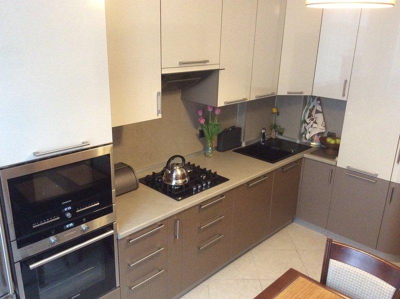Шикарная квартира в идеальном месте, vacation rental in Khosta District