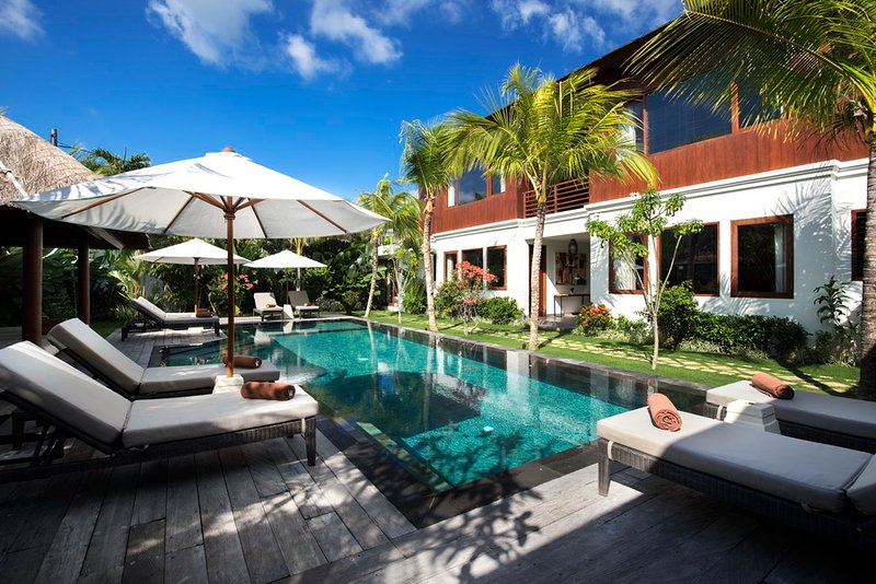 6 Bedroom Villa Seminyak Luxury