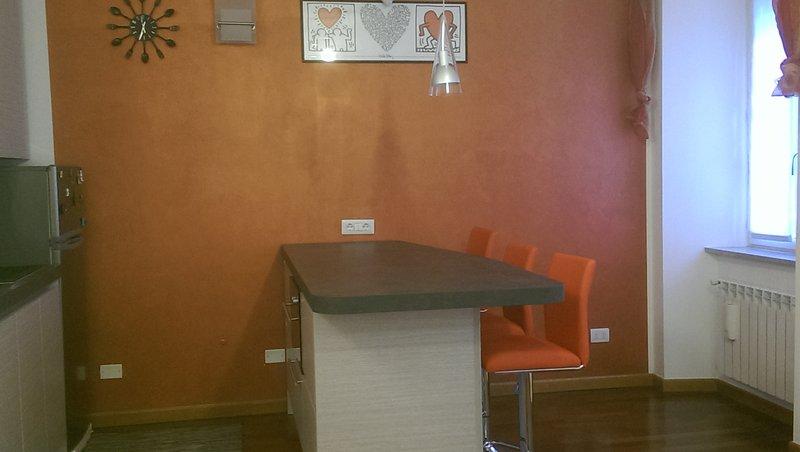 Apartment Polonio, vacation rental in San Giuseppe della Chiusa