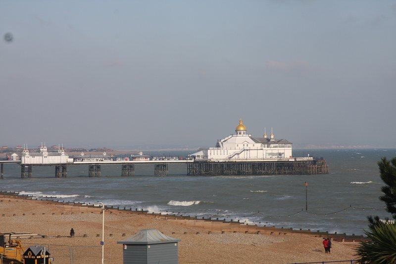 Eastbourne Pier.