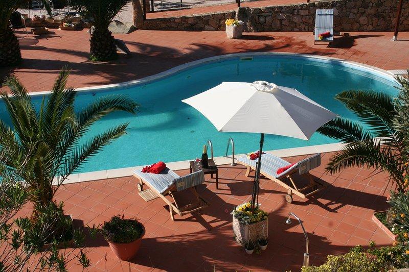 Résidence Villa Smeralda, holiday rental in Monti