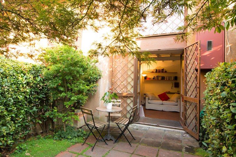 The Palatine Garden 2 Apartmen, casa vacanza a Roma