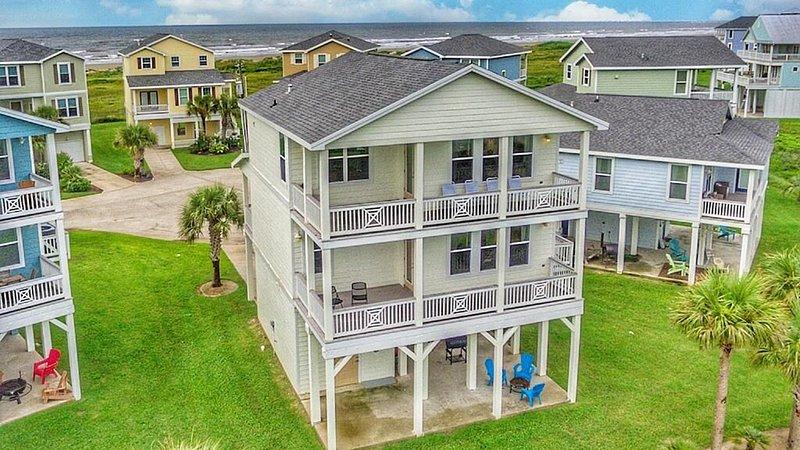 Serenity House - Galveston Pointe West Beach