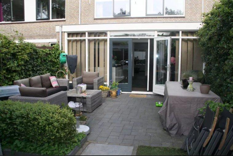 Wonderful family home in Alkmaar, holiday rental in Oterleek