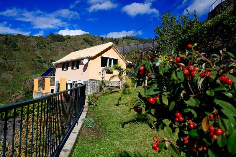 Quinta Terezinha   Panoramic Sea And Mountain View, Gardens, Barbecue, Wifi