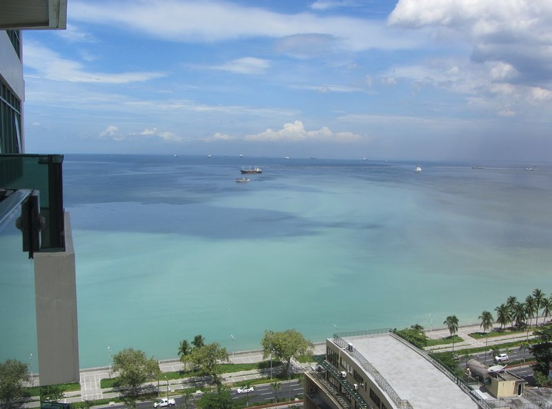 Baywatch Tower - Condominium with 1 Bedroom - Excellent view to Manila Bay, holiday rental in Manila