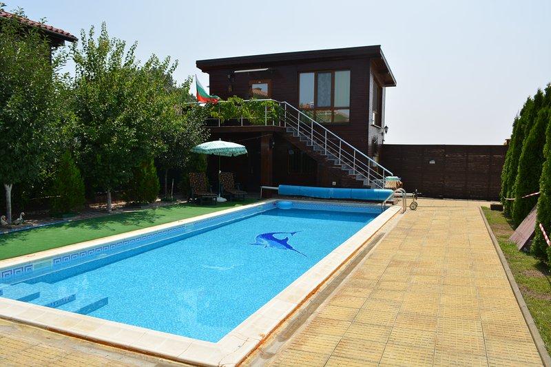 Green Valley Guest House, casa vacanza a Sunny Beach