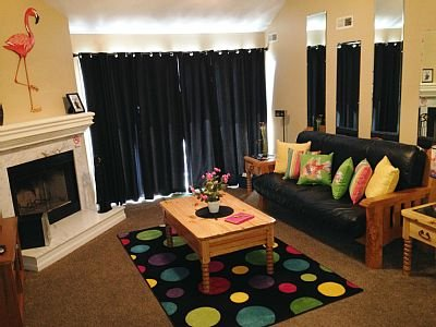 FLIP FLOPS & BIKINIS!  FAMILY FUN! OVERLOOKS POINT POOL AND MAIN CHANNEL!  BRIGHT AND FUN!  WIFI