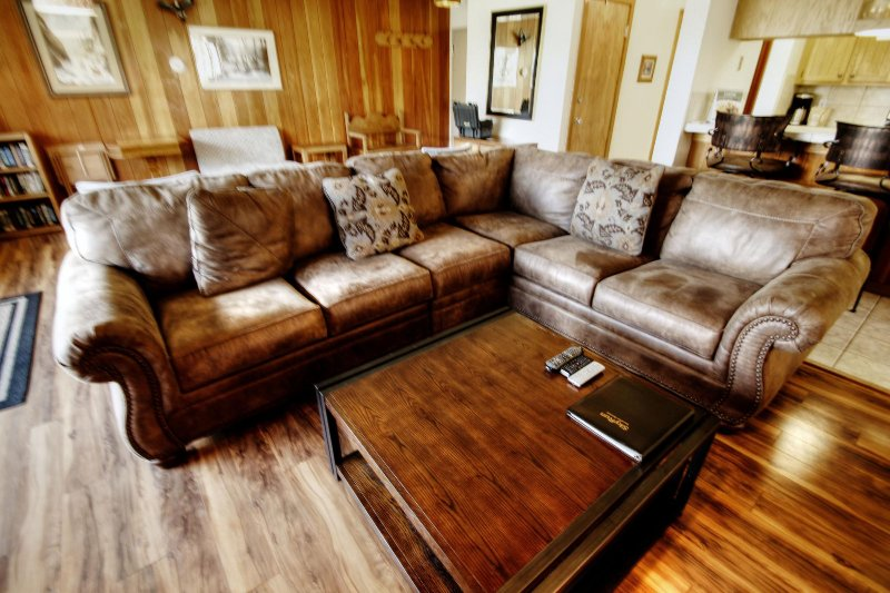 SkyRun Property - '2070 The Pines' - Living Room
