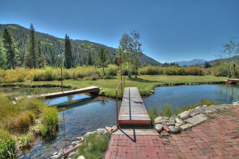 Mill Creek Fish Ponds - Test your knowledge on the local fish among the Mill Creek Fish Ponds.