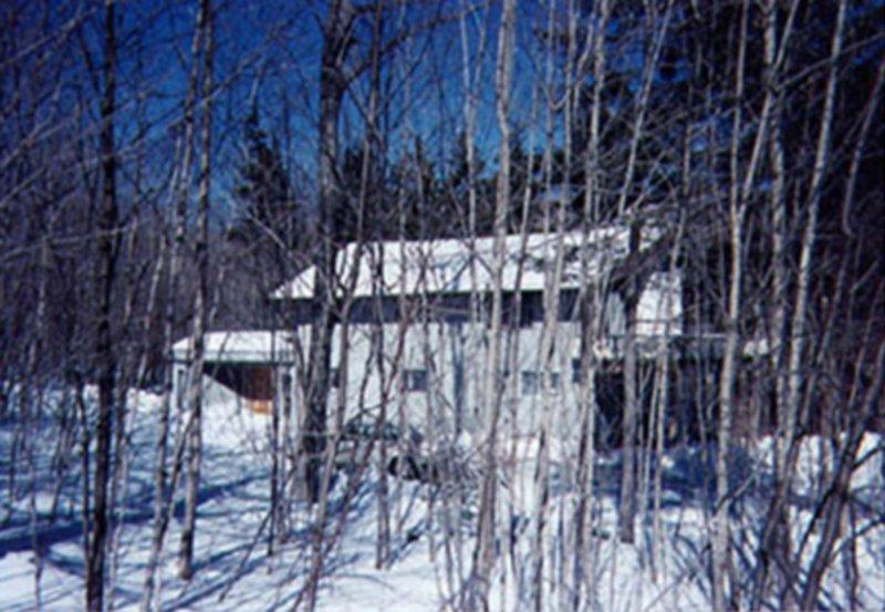 Sólo otro día en polvo! casa de esquí con millas de senderos de esquí de fondo en su puerta!