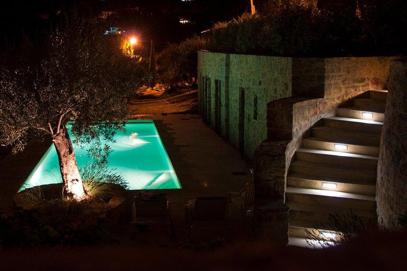 Le Pool House, Bargemon, FR, location de vacances à Bargemon