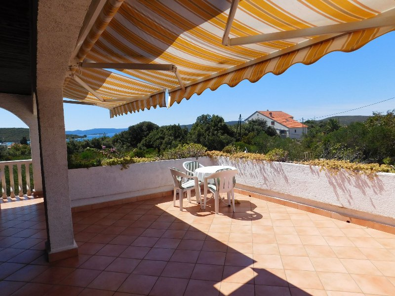 Lado - 230 m from sea: SA3(2+1) - Muline, vacation rental in Muline
