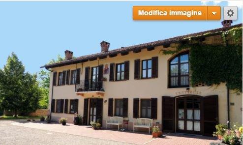 Cascina Caldera, vacation rental in Cantarana