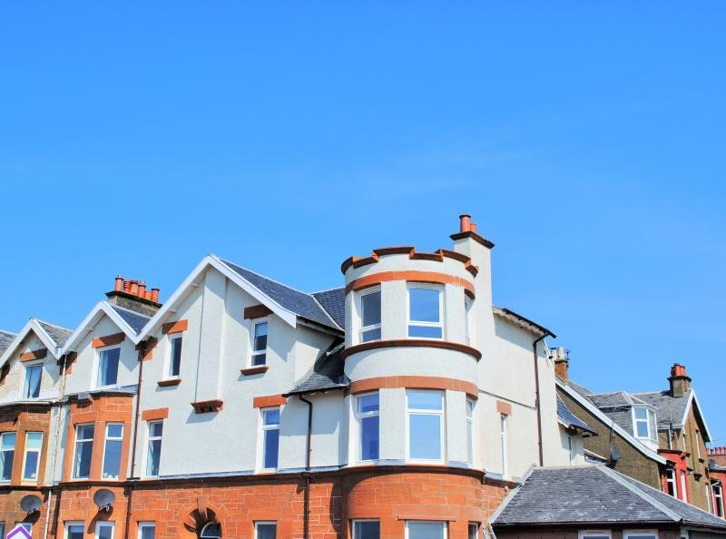 Traditional seafront  property