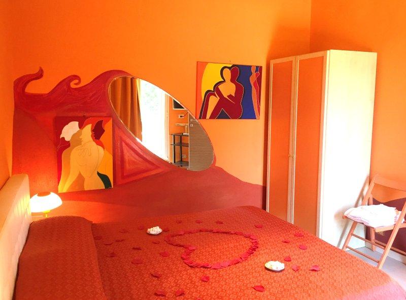 Oasi del Fiumefreddo - Orange, vacation rental in Catania