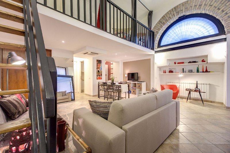 The Loft Living Room