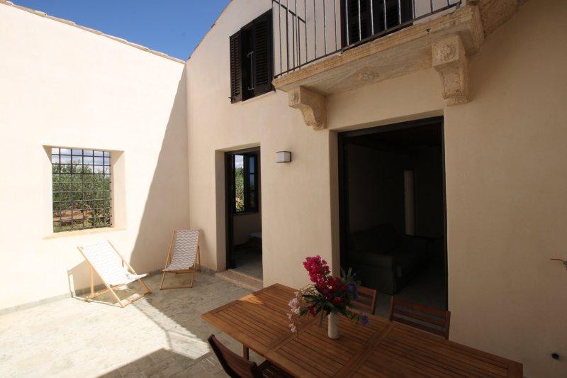 Antico Baglio Siciliano #4, vacation rental in Balestrate