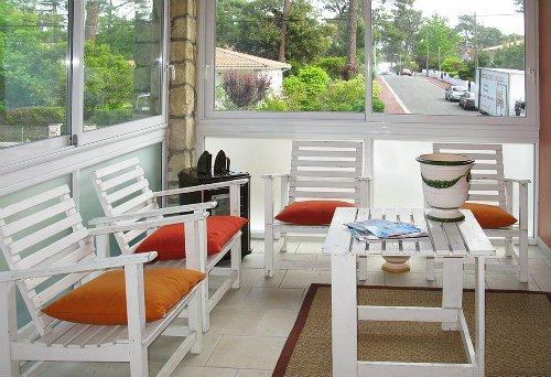 Villa Zen attitude dans le triangle d or, location de vacances à Arcachon