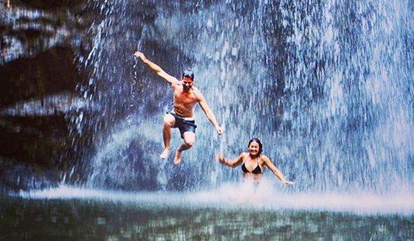 Costa Rica é conhecida por suas cachoeiras. Por que não experimentar um ou todos