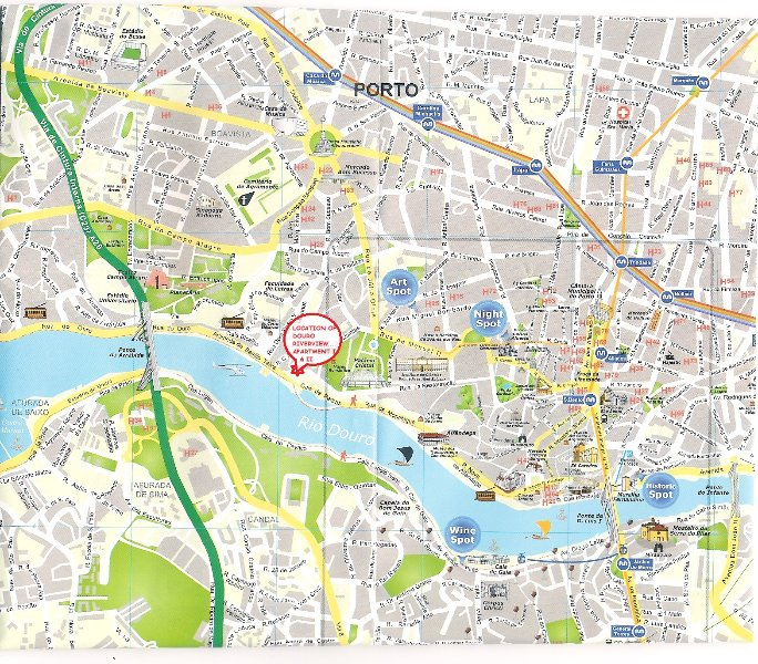 Location of the apartment on the riverfront and close to the centre-15 min walk.